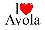 I Love (Heart) Avola, Italy