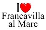 I Love (Heart) Francavilla al Mare, Italy