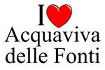 I Love (Heart) Acquaviva delle Fonti, Italy