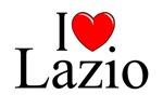 I Love (Heart) Lazio, Italy