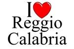 I Love (Heart) Reggio Calabria, Italy