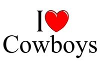 I Love (Heart) Cowboys