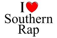 I Love (Heart) Southern Rap