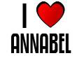 I LOVE ANNABEL