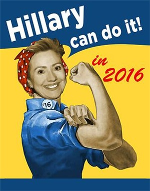 Hillary Can Do It 2016