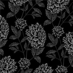 Black Dahlia Pattern