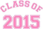 Pink Class Of 2015