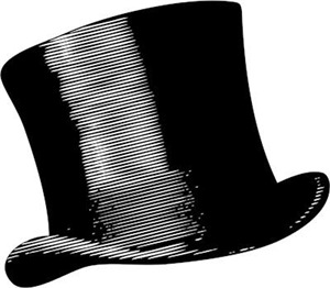 Top Hat Graphic