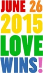 June 26 2015 Love Wins