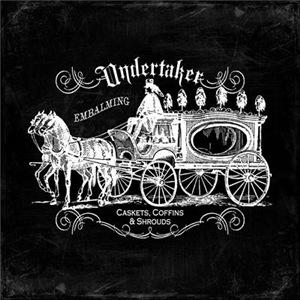 Gothic Undertaker Vintage Style