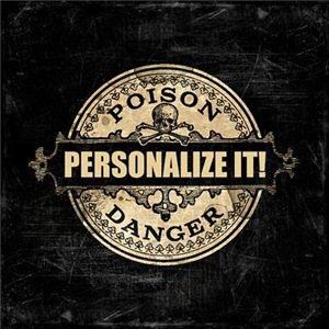 Personalized Poison Label