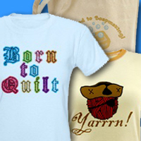 Hobby and Arts & Crafts T-shirts