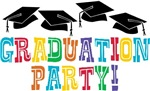 Graduation Party T-shirts Invitations & More