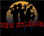 Retro New Orleans T-shirts