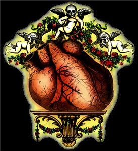 Baroque Human Heart