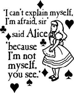 Alice Not Myself