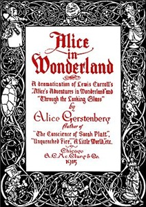 Vintage Alice Title Page