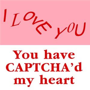 Captcha'd My Heart
