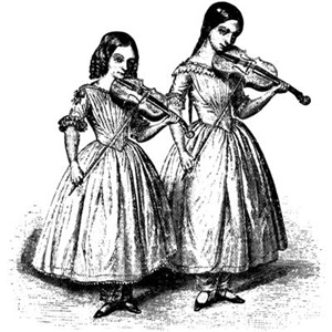 Surly Violin Girls