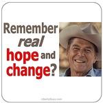 Reagan: Remember Real Hope?