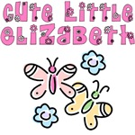Cute Little Elizabeth