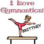 I Love Gymnastics (Brittney)