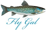 CHAR Fly Gal