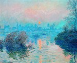 Monet: Impression Sunset