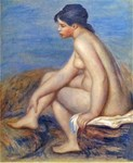 Renoir: The Bather