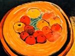 Matisse : Apple Still Life