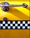 Checker Cab No. 8