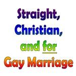Straight,Christian,GayMarriage