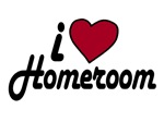 I Love Homeroom (Back to School)