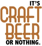 CRAFT BEER FAN T-SHIRTS & GIFTS
