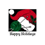 Knitting - Happy Holidays