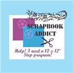 Scrapbook Addict - 12 x 12 Step Program