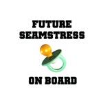 Maternity - Future Seamstress on Board