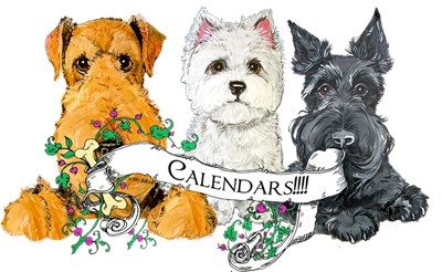 AKC Dog Breed Calendars