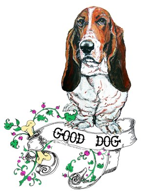 BASSET HOUND COLLECTION! CLICK HERE!!