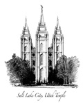 Salt Lake City, Utah Temple