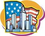 American City T-Shirts