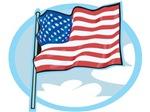 US Flag Tee Shirts