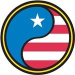 American Yin Yang T-Shirts