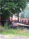 Train On a Bridge, Norfolk Southern Railroad