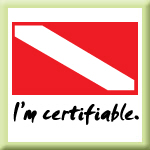 I'm certifiable.