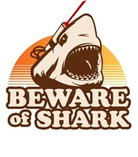Beware of Shark