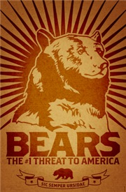 Bears: The #1 Threat to America