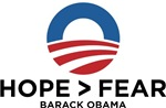 Hope > Fear Obama 2008