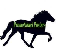 Display Posters for promotional events