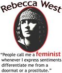Rebecca West on Feminism